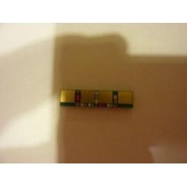 Čip pre SAMSUNG CLP 415/470/475, CLX 4170/4195 (CLT-K504S) - yellow - 1 800 strán